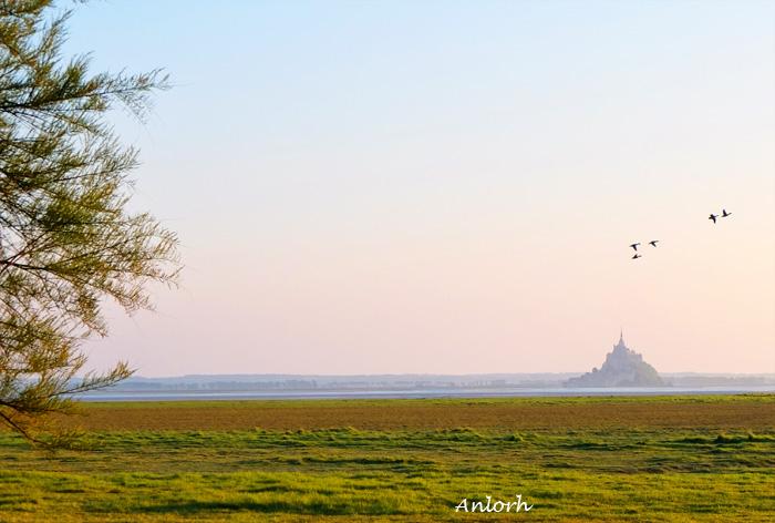MontSaintMichel-sunset-anlorh-BD